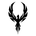 This image has an empty alt attribute; its file name is black-logo-icon.png